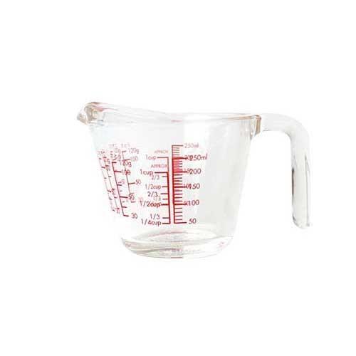 Hario Measure Cup 250ml MJP-250
