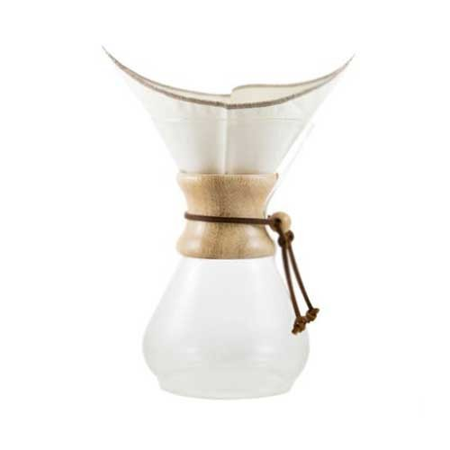 Coffeesock Chemex Style filter 6-10 CUP