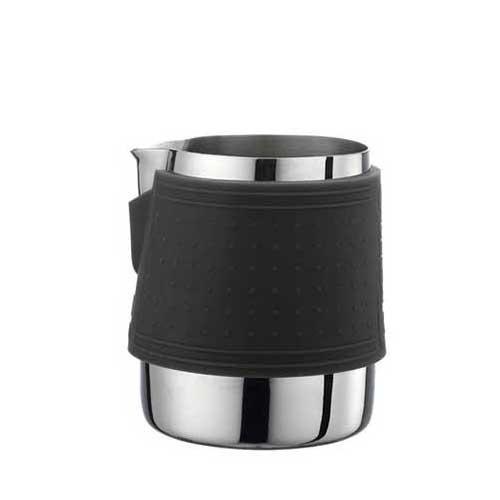Tiamo Handless Milk Pitcher 300ml Black (HC7063)
