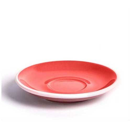 ACME - Latte Saucer 15cm Red (Rata)