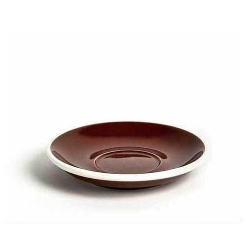 ACME - Demitasse Saucer 11cm Brown (Weka)