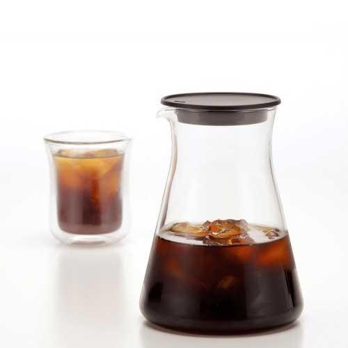 Iwaki Water Drip Coffee Server 4 Cup