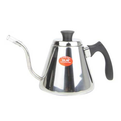 Yami Drip Kettle 1000cc Stainless Steel (YM8098)