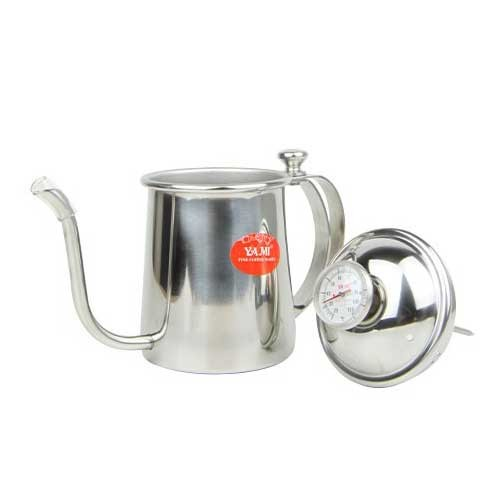 Yami Drip Kettle with Thermometer 500 cc (YM8051)