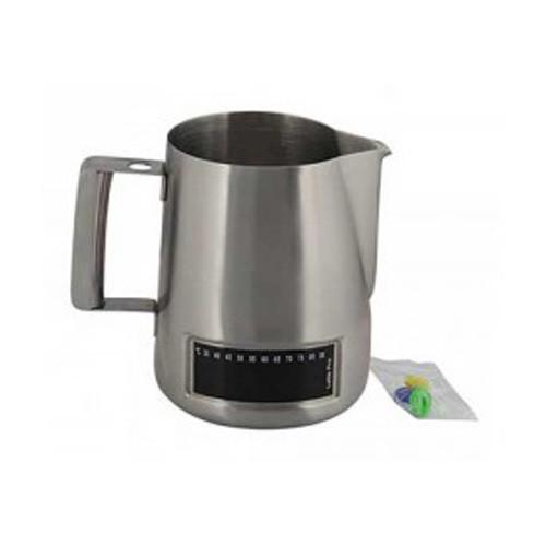 Latte Pro Milk Jug With Thermometer 600ml Otten Coffee