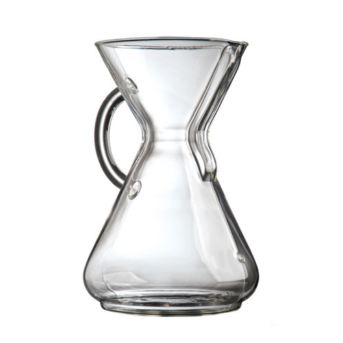Chemex - 10 Cups Glass Handle (CM-10GH)