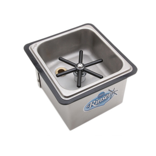 Krome - Counter Top Rinser Small (C334)
