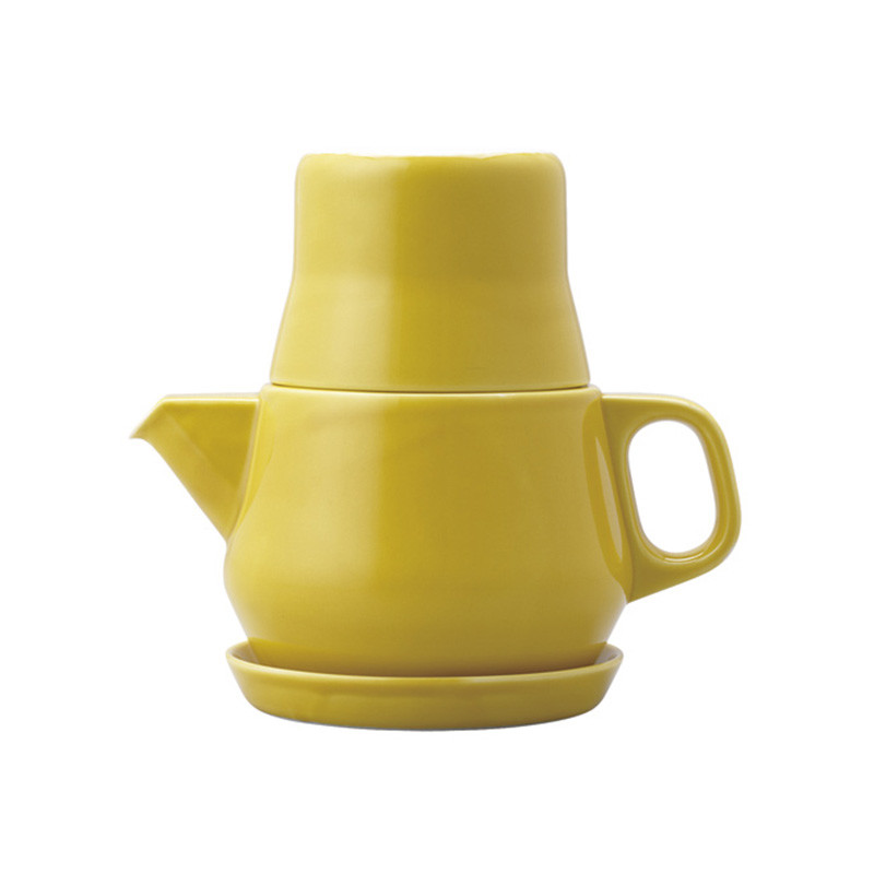 Kinto - Couleur Teapot Yellow (21863)
