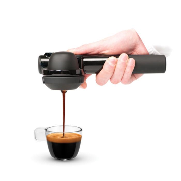 Handpresso Wild Hybrid Black - Portable Espresso Maker