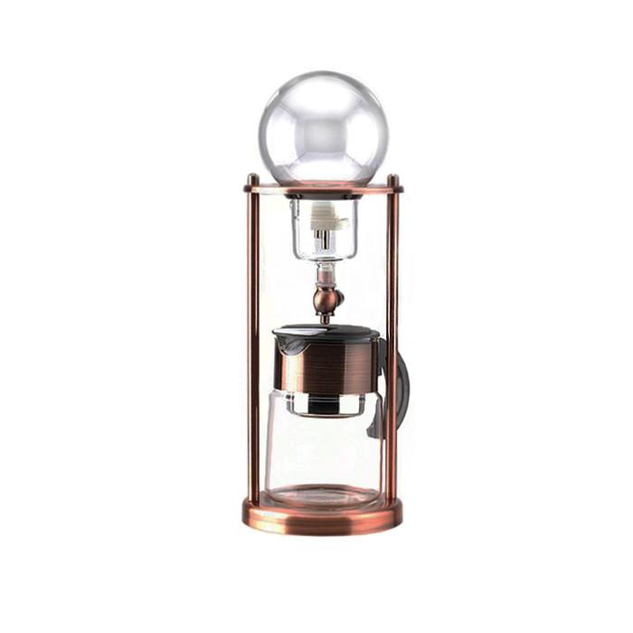 Tiamo Water Drip Coffee Maker Bronze 5 Cups (HG2597)