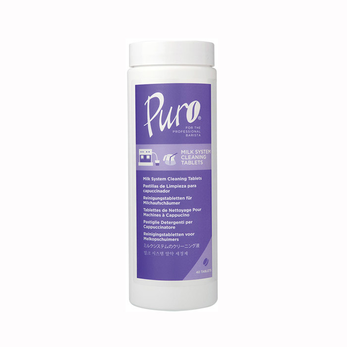 Puro Milk System Cleaning Tablets