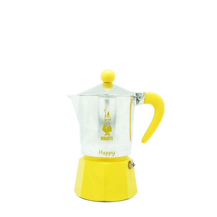 Bialetti Happy Gialla 1 Cup