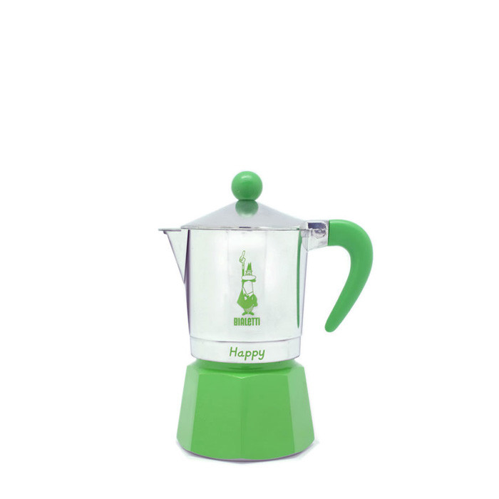 Bialetti Happy Verde 1 Cup