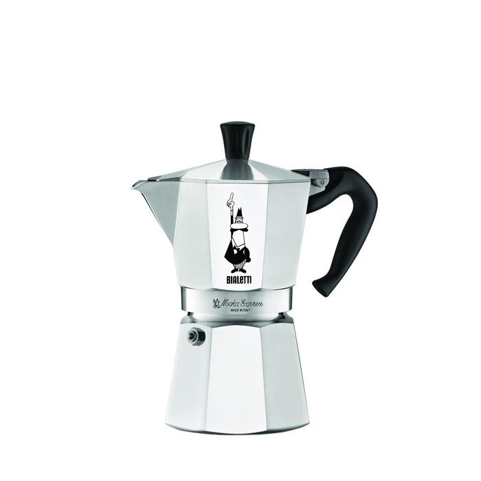 Bialetti Moka Express 6 Cups - Otten Coffee: Sell Coffee Machine, Grinder & Tools