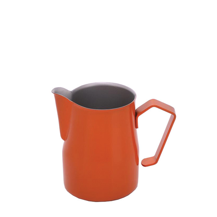 Yami - Teflon Milk Pitcher 350cc Orange (YM6912O)