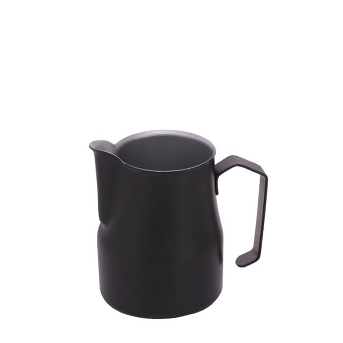 Yami - Teflon Milk Pitcher 350cc Black (YM6912BL)