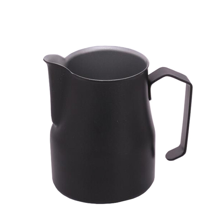 Yami - Teflon Milk Pitcher 750cc Black (YM6915BL)