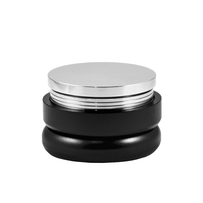 Macarons - Coffee Flat Tamper 58mm (Black)