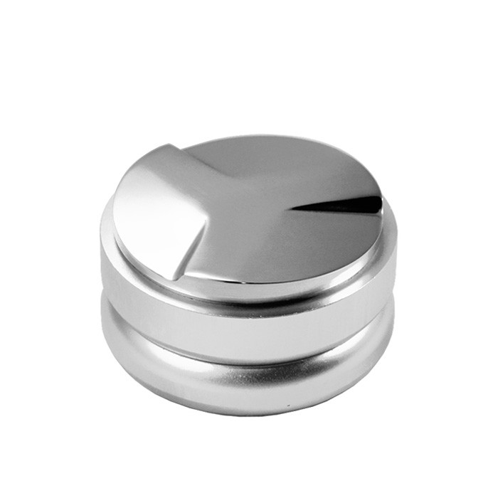 Macarons - Coffee Smoothing Tamper 58mm (Silver)
