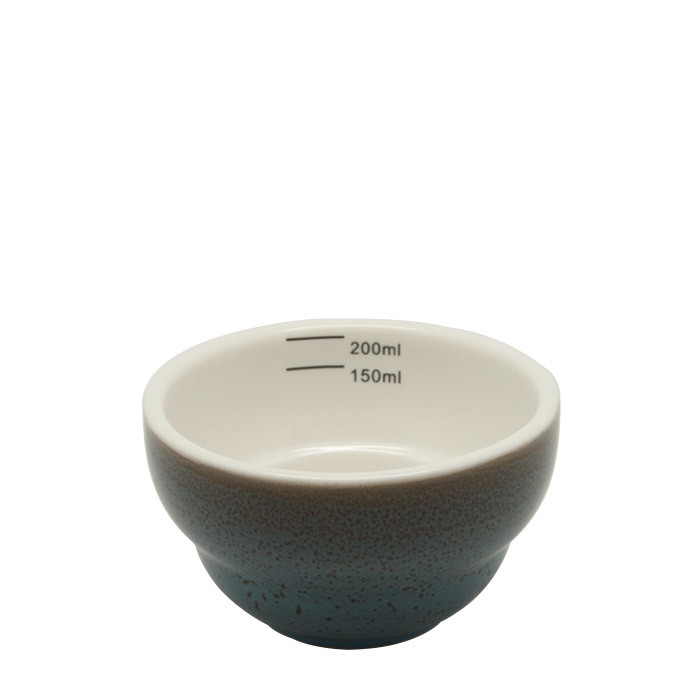Yami - Porcelain Cupping Bowl (Blue)