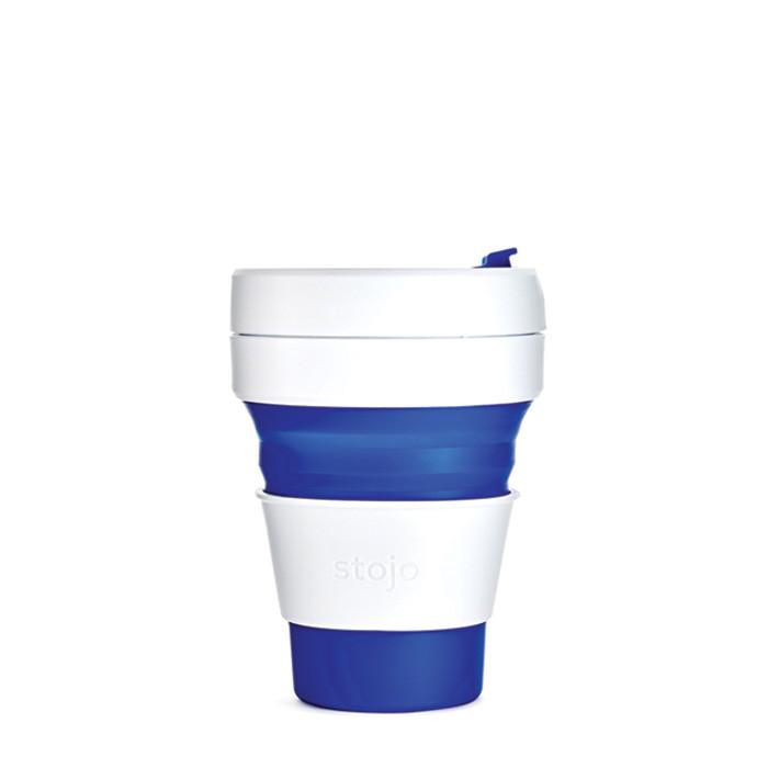 Stojo - Pocket Cup 12oz (Blue)