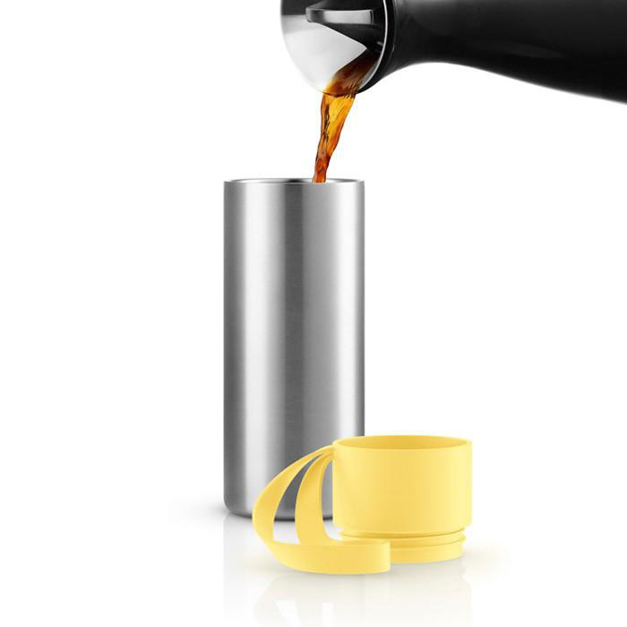 Eva Solo - Thermo To Go Cup 350ml (Yellow Lemonade)
