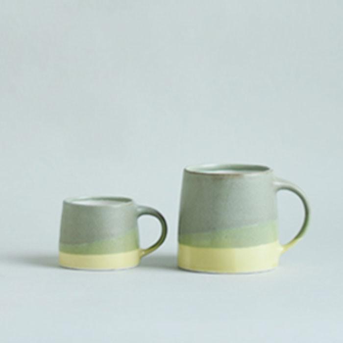 Kinto - Mug 110ml Yellow (20751)