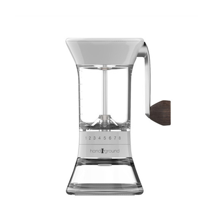 Handground - Coffee Grinder White