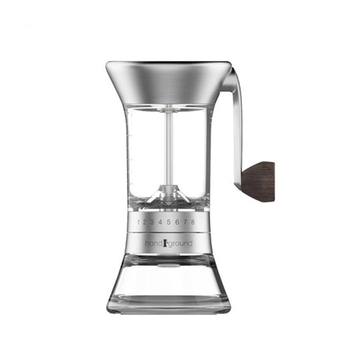 Handground - Coffee Grinder Nickel