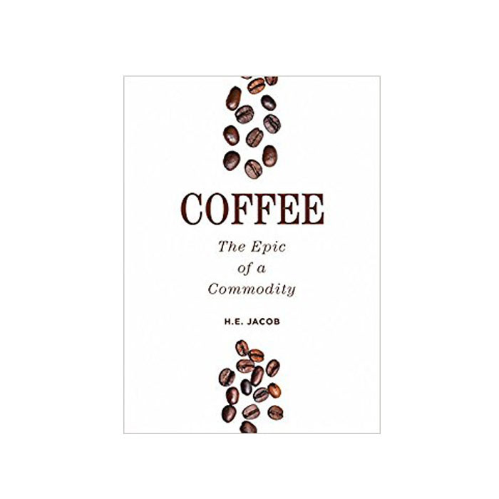 Book - COFFEE The Epic Commodity
