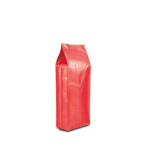 Coffee Bag 250G Gusseted Red (10pcs)