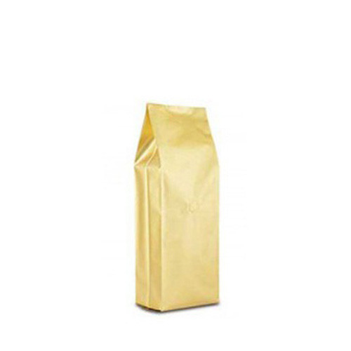 Coffee Bag 250G Gusseted Gold (10pcs)