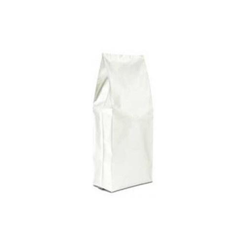 Coffee Bag 500G Gusseted Silver (10pcs)