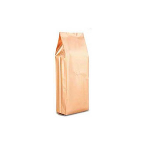 Coffee Bag 500G Gusseted Bronze (10pcs)