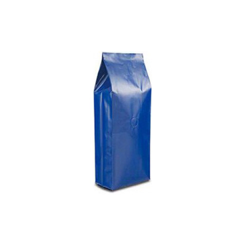 Coffee Bag 500G Gusseted Blue (10pcs)