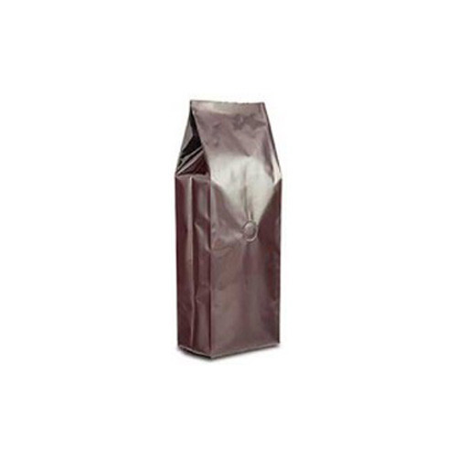 Coffee Bag 500G Gusseted Brown (10pcs)