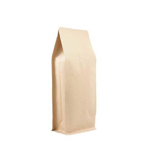 Coffee Bag 500G Box Pouch Kraft (10pcs)