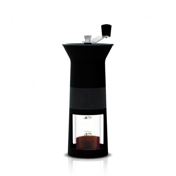 Bialetti Grinder Macinacaffe - Black