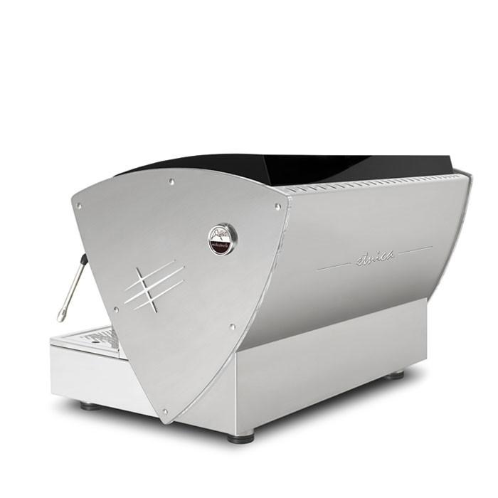 Orchestrale - Etnica Espresso Machine Professional Semi Automatic 2GR (Steel) Gas Kit