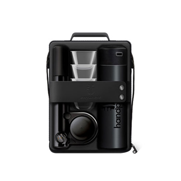 Handpresso Pump Set Black - Portable Espresso Maker