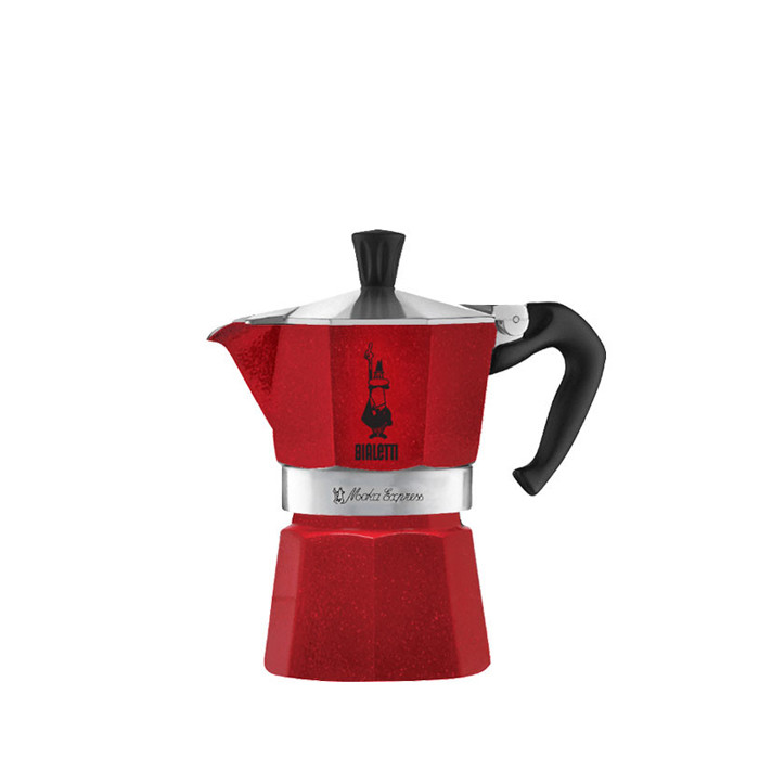 Bialetti Moka Express Emotion Red 1 Cup