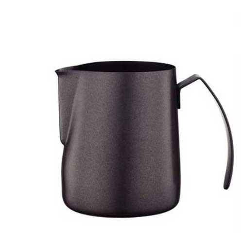 Tiamo Teflon Milk Pitcher Black 600ml (HC7072)