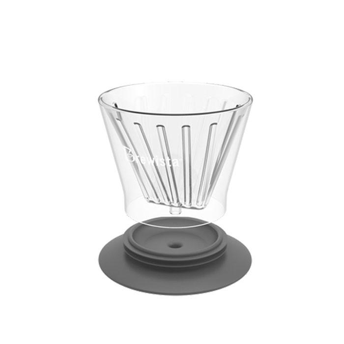 Brewista - Smart Dripper Flat V Cone 2-4Cups (BDWPOCF4)