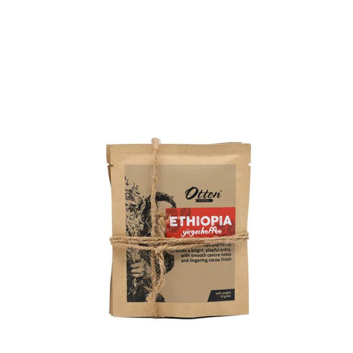 Drip Coffee 10g Arabica Ethiopia Yirgacheffee (4 Sachet)