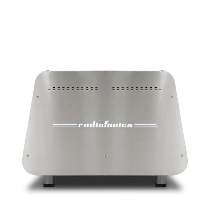Orchestrale - Radiofonica Espresso Machine Professional Automatic 2GR (Black)
