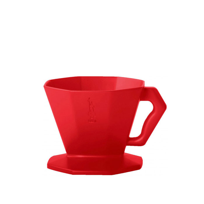Bialetti Pour Over Red 2 Cups