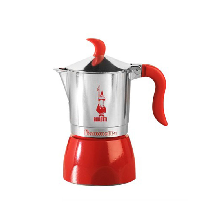 Bialetti Fiammetta Summer Rossa 3 Cups