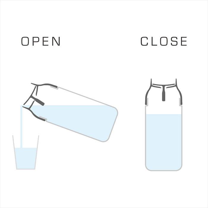 Kinto - Capsule Cold Brew Carafe White (26471)