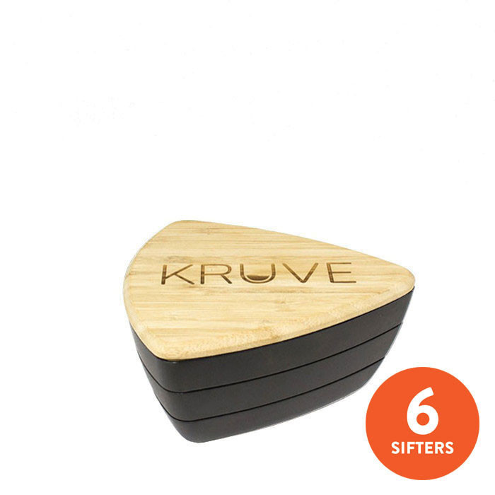 Kruve - Coffee Grind Refining System w/6 Sifters