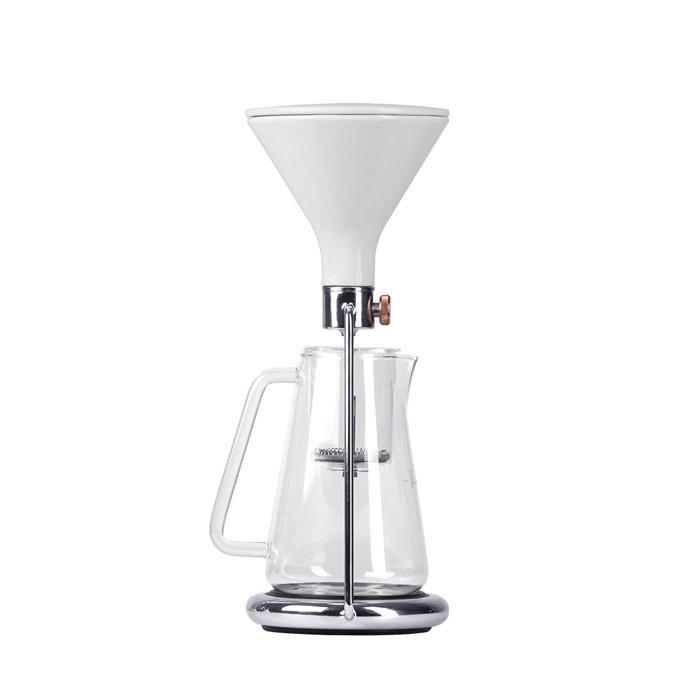 Gina - Coffee Maker Smart (Steel)